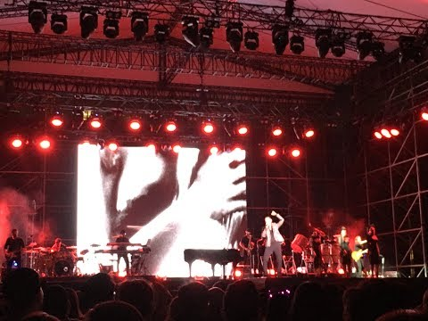 John Legend - Start A Fire - live in Taipei