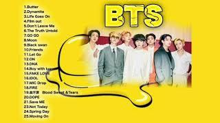 【作業用BGM】BTS メドレー 最新曲搭載 ヒット曲全21曲 【高音質】 Hit BTS song collection