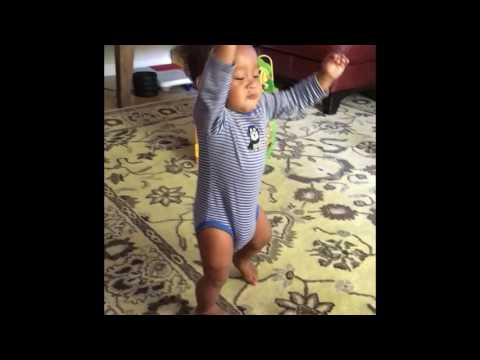 Toddlers First steps