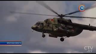 «Запад-2017»: как отрабатывали отражение авиаударов 19 сентября на полигоне Домановский