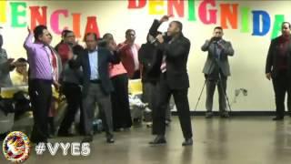 Randy Island En La Iglesia Vida Y Esperanza  2017