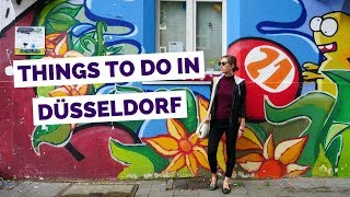 20 Things to do in Düsseldorf, Germany Travel Guide