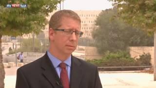 إسرائيل تبني جدارا على حدودها مع الأردن