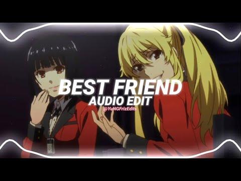 best friend – saweetie ft. doja cat [edit audio]