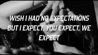Expectations: Lauren Jauregui (clean lyrics)
