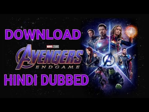 Download How to download Avengers End game full movie in Hindi dubbed in 2 minutes
