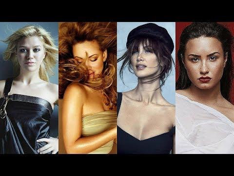 Kelly Clarkson vs Mariah Carey vs Delta Goodrem vs Demi Lovato   VOCAL BATTLE   C3-A5-Eb6