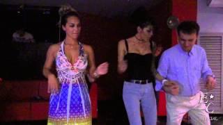 Veronica e Sarah Napoli balli 2