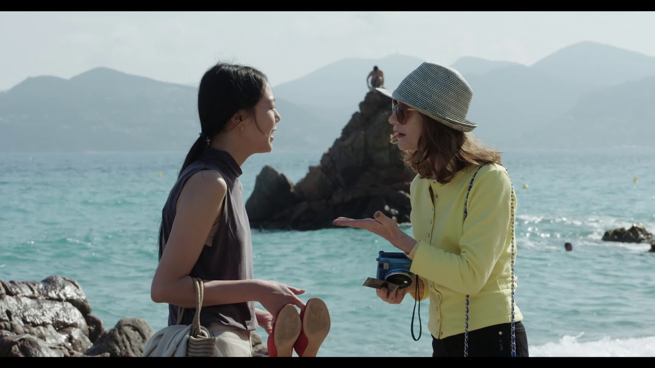 Claire S Camera Trailer Isabelle Huppert Wants To Take Your Picture Claire's Camera