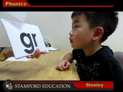 Stamford Education Stanley Peh Initial Blends