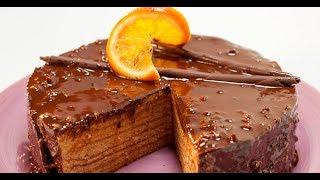 Баумкухен-легендарный  торт - пирог