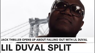 Jack Thriller On Falling Out With Lil Duval: