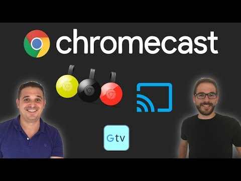 Chromecast, como funciona!!   Review en español