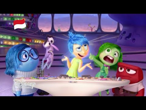 Inside Out - New House (bahasa indonesia)