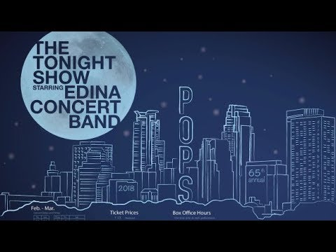 Edina Concert Band 2018 Pops Concert live stream