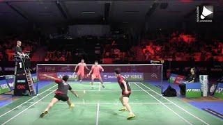 Lee Yong-dae / Yoo Yeon-seong vs Liu Cheng / Lu Kai · Kai - MD Final [Denmark Open 2015]