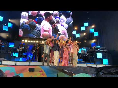 Dansbandsmedley - Diggiloo 2019 Bergs Slussar 6 Juli 2019