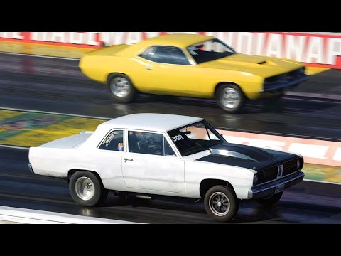 REPLAY! Heads Up Racing from Madison, IL - Hot Rod Drag Week 2015
