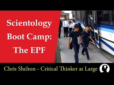 Scientology's Paramilitary Boot Camp: The EPF