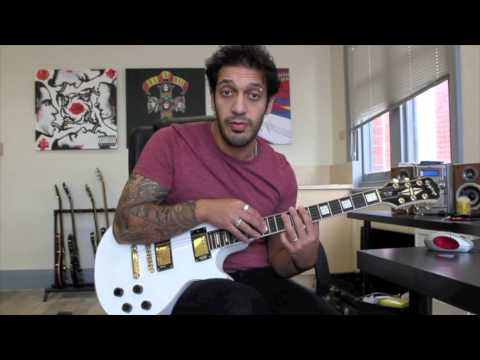 How to play Midnight pt1 Intro  Joe Satriani Guitar Lesson