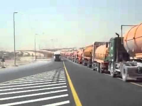 Tankers for sewage in Dubai