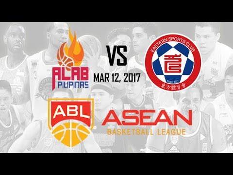 Alab Pilipinas vs. Hong Kong Eastern Long Lions | ABL Livestream - Mar 12, 2017