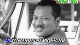 """MADU TIGA"" Lagu P.Ramlee versi filem. Full track karaoke by ZAHADA VIDEO"