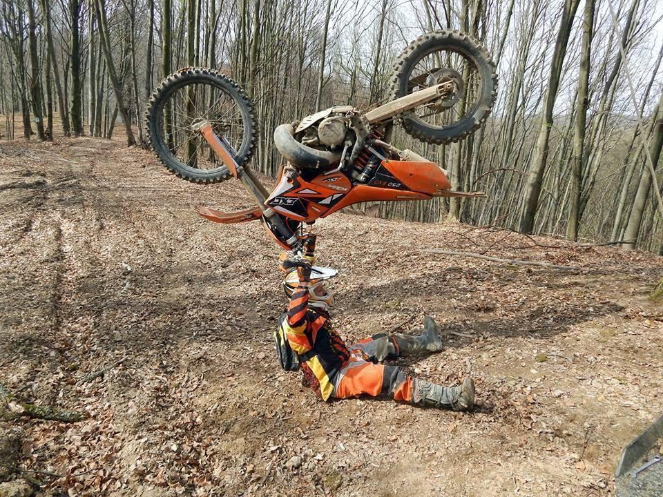 Dirt Bike Crash Compilation 2015 HD || Funny Scary Dirt bike ...