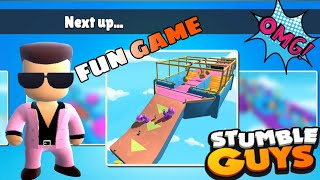 STUMBLE GUYS | MULTIPLAYER ROYALE GAME | FUN GAMEPLAY | ONLINE GAME |GGT