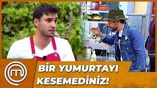 Danilo Şef Ekin E İsyan Etti MasterChef Türkiye 27 Bölüm