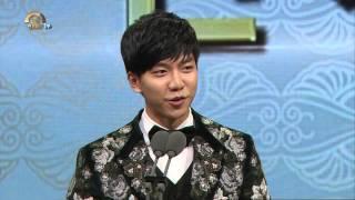 [HOT] MBC 연기대상 1부 - 인기상, 이승기 & 하지원 20131230 - Stafaband