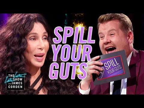 Spill Your Guts or Fill Your Guts w/ Cher ...