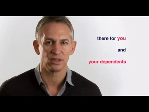 Gary Lineker - Who are The Royal Navy and Royal Marines Charity