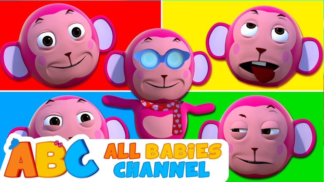 🌈  Colors Song | All Babies Channel | Nursery Rhymes & Kids Songs