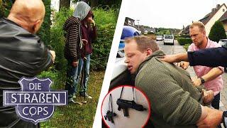 Vater gibt Kindern Gewehr als Spielzeug  | Ben & Bruce auf Streife |Die Straßencops