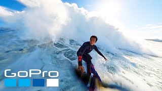 GoPro: Surviving Giant Nazaré with Kai Lenny