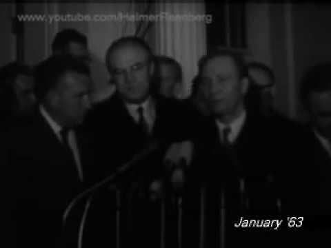 President John F. Kennedy - January 1963