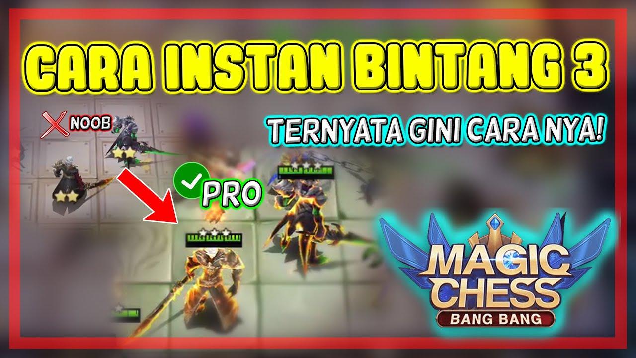 Combo Curang! Langsung Banyak 3 Star! Combo Terkuat Magic Chess - Mobile Legends Bang Bang