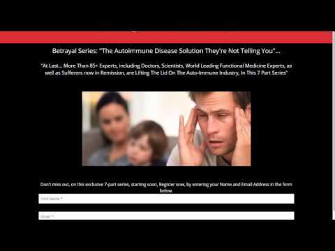 The Autoimmune Disease - Why Do More Women than Men Suffer? Use link in discription
