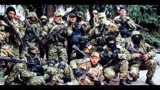 Песня Ополчения - Донбасс Освободись. Новороссия. Без слез!!!