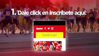 Maratón RPP 2017 | Proceso de inscripción