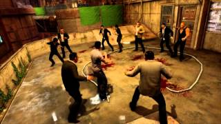 Sleeping Dogs - Fight club gameplay