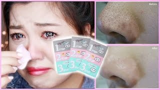 One of heyitsfeiii's most viewed videos: Holika Holika Pig Nose Clear BlackHead Review | GIVEAWAY!