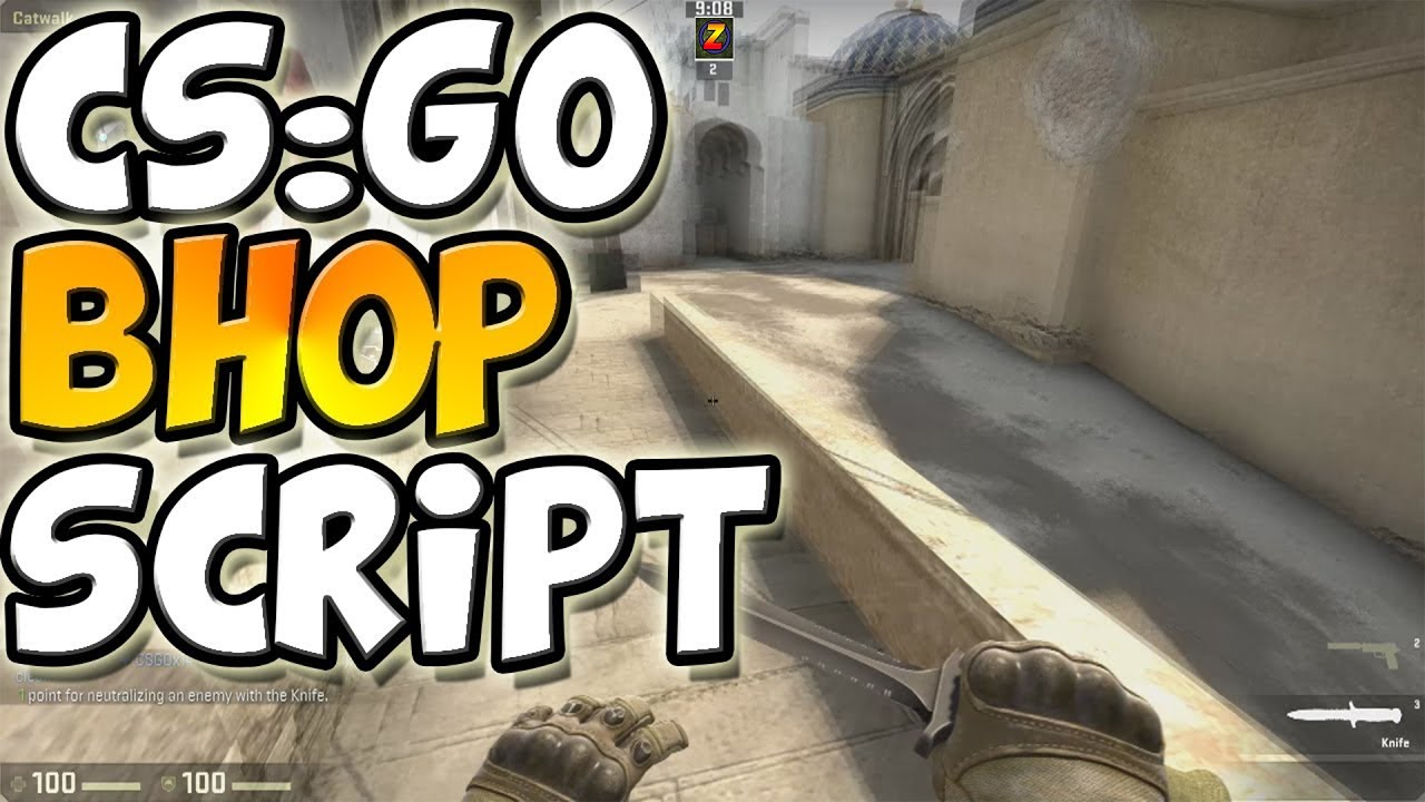 CS:GO HOW TO BHOP [NO VAC] [VERY EASY] [UNDER 5 MINS] [SILL WORKING]