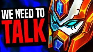 SMITE - WE NEED TO TALK...