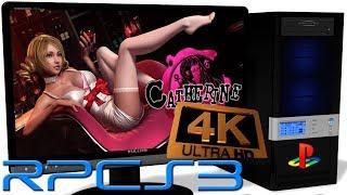 RPCS3 0.0.4 PS3 Emulator - Catherine (4K UpScale) LLVM Vulkan (Auto LLE) #12