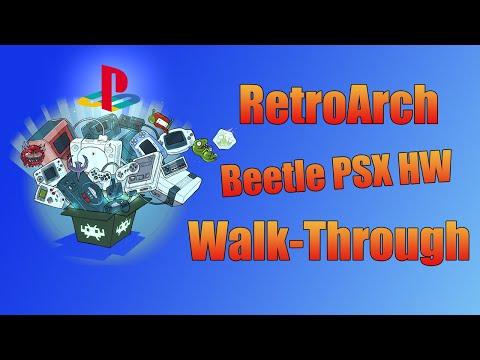 RetroArch Beetle PSX
