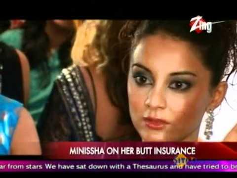 Minissha Lamba gets her Butt Insured thumbnail