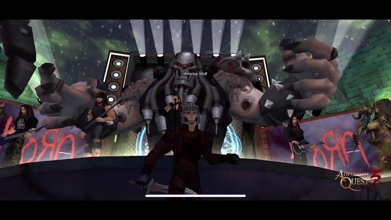 Watch Virtual Version Of Korn Play Concert Inside