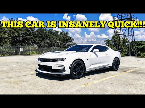 JORGE'S VLOG'S FBO E85 2019 CAMARO SS IS EXTREMELY QUICK!!! IT RUNS ZL1 TIMES!!